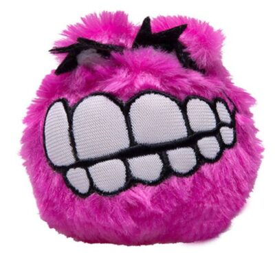 afbeelding Hondenspeelgoed Fluffy Grinz Roze