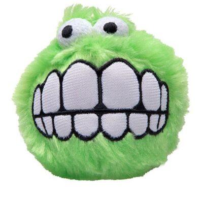 afbeelding Hondenspeelgoed Fluffy Grinz Groen