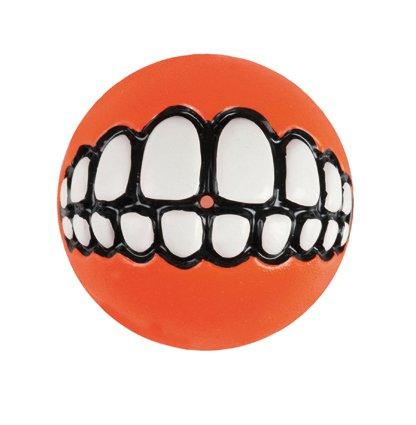 afbeelding Hondenspeelgoed Grinz Oranje
