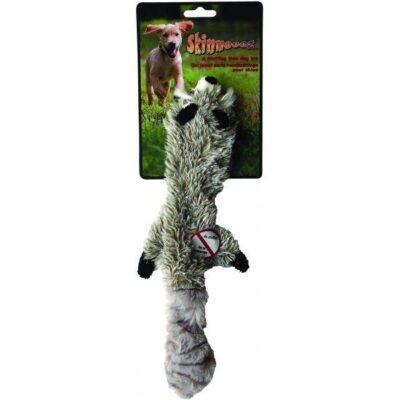 afbeelding Hondenspeelgoed Plush Raccoon