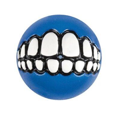 afbeelding Hondenspeelgoed Grinz Blauw