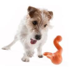 afbeelding Hondenspeelgoed Zogoflex Tizzi Oranje